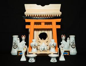 中式宮(お稲荷様)セット