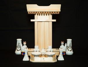 カンタンお札祭り(お稲荷様)セット