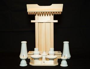 カンタンお札祭り(無地)セット