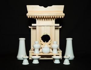 中式宮(無地)セット